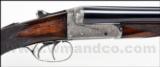 William Powell 12 gauge Boxlock Ejector Pigeon Gun - 1 of 8
