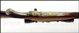 Francotte Model 98 Long Tang .308 Win Engraved. - 4 of 6