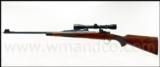 Francotte Model 98 Long Tang .308 Win Engraved. - 6 of 6