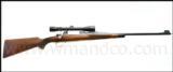 Francotte Model 98 Long Tang .308 Win Engraved. - 2 of 6