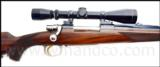 Francotte Model 98 Long Tang .308 Win Engraved. - 1 of 6