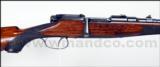 Steyr Mannlicher Schoenauer Model 1908 8X56 Carbine. - 1 of 4