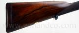 Cogswell & Harrison 12 Gauge Ejector Best Full Coverage Engraving. - 5 of 7