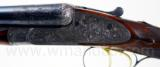 Cogswell & Harrison 12 Gauge Ejector Best Full Coverage Engraving. - 1 of 7
