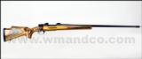 Whitworth/ Mountain Man Custom 7X300 Weatherby.