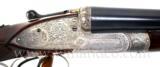 Cogswell & Harrison 12 Gauge Sidelock Ejector.