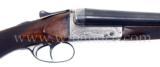 W J Jeffery 12 Gauge Boxlock Ejector 15 1/4