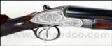 Thomas Adsett 12 Gauge Sidelock Ejector Game Gun.