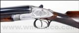 Thomas Adsett 12 Gauge Sidelock Ejector Game Gun. - 5 of 6