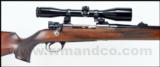 Churchill Mauser 30-06 W/ Schmidt&Bender - 1 of 5