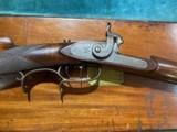John Krider, 45 caliber target rifle - 3 of 13