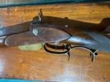 John Krider, 45 caliber target rifle - 6 of 13