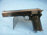 Colt Model 1902 Military Pistol (1916) .38 Rimless