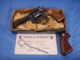 """S&W Model 34-1 Kit Gun 4"""" Unfired"""