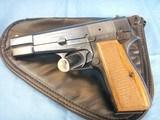 "Browning ""T"" series Hi-Power Pistol 1966 - 4 of 10"