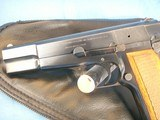 "Browning ""T"" series Hi-Power Pistol 1966 - 5 of 10"