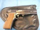 "Browning ""T"" series Hi-Power Pistol 1966 - 2 of 10"