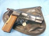 "Browning ""T"" series Hi-Power Pistol 1966 - 3 of 10"