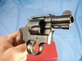 Smith & Wesson Model 32 (Terrier) 1950's .38 S&W - 3 of 10