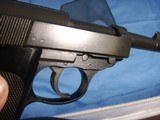 Walther P38 Pistol (Post War P1) - 4 of 10