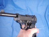 Walther P38 Pistol (Post War P1) - 8 of 10