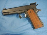 US Military Drake National Match Pistol