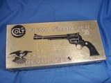 "Colt 2nd Generation New Frontier Single Action Army Revolver .45 LC X 5.5"" - 2 of 15"