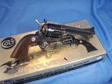 "Colt 2nd Generation New Frontier Single Action Army Revolver .45 LC X 5.5"" - 4 of 15"