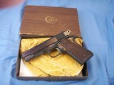 Colt pre-70 series Light Weight Commander 9mm