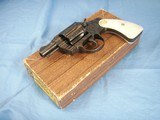Colt Detective Special Engraved by John Adams jr. with Real MOP grips. High Quality piece. - 15 of 15