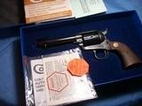 """Colt Single Action Army .38-40/4.75"""" barrel NIB"""