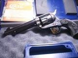 Colt 3rd Generation Single Action Army Revolver .45 LC NIB