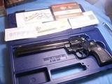 """Colt Python .357/8"""" Barrel NIC 1994"""