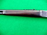 WINCHESTER 1886 extra light TD .33 Win Indian gunVERY rare configuration! - 7 of 10