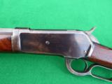 WINCHESTER MODEL 1886 TAKE DOWN IN SCARCE 38-56 HIGH CONDITION - 3 of 7