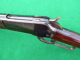 WINCHESTER MODEL 1886 TAKE DOWN IN SCARCE 38-56 HIGH CONDITION - 5 of 7