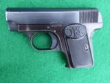 FN MADE FINE EARLY BELGIAN 1905 POCKET AUTOMATIC- 1 of 5