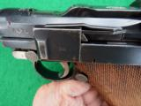 DWM GERMAN POLICE LUGER WITH SEAR SAFETY AND RARE UNIT MARKING, FOR ADVANCED COLLECTOR - 6 of 7