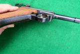 DWM GERMAN POLICE LUGER WITH SEAR SAFETY AND RARE UNIT MARKING, FOR ADVANCED COLLECTOR - 4 of 7
