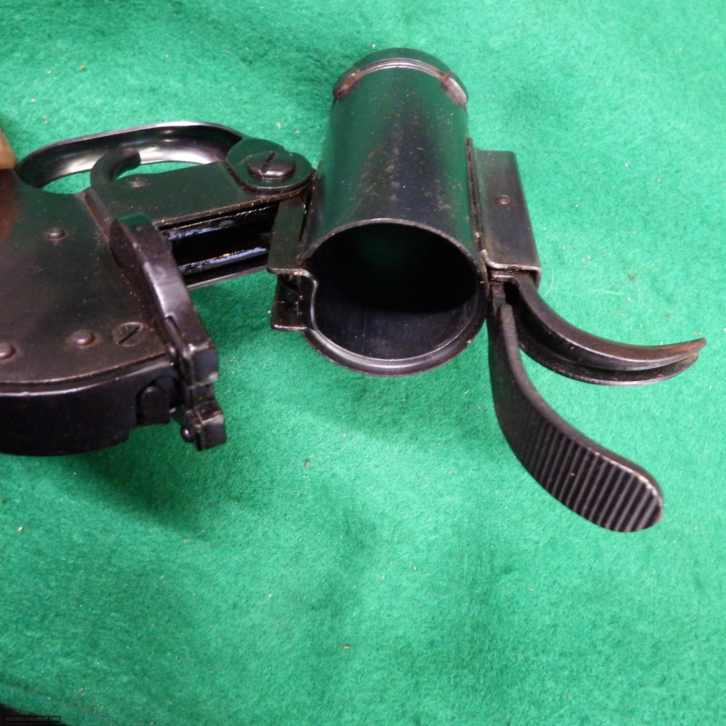 US AIR FORCE WWI 40 Mm FLARE PISTOL