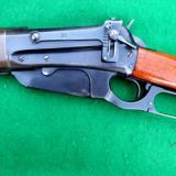 WINCHESTER MODEL 1895 TAKE DOWN COLLECTOR GRADE - IN RARE30-03 - 8 of 11