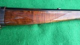 WINCHESTER MODEL 1895 .405 DELUXE TAKE DOWNIN HIGH ORIGINAL CONDITION WITH SPECIAL ORDER FEATURES - 8 of 15