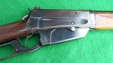 WINCHESTER MODEL 1895 .405 DELUXE TAKE DOWNIN HIGH ORIGINAL CONDITION WITH SPECIAL ORDER FEATURES - 9 of 15