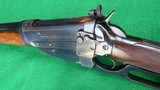 WINCHESTER MODEL 1895 .405 DELUXE TAKE DOWNIN HIGH ORIGINAL CONDITION WITH SPECIAL ORDER FEATURES - 5 of 15