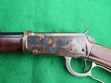 WINCHESTER 1894 38-55 120 year old antique restore with rare features -MUST SEE - 3 of 12