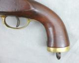 12-32 Belgian Naval Cavalry Flintlock Pistol - 8 of 13