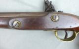 12-32 Belgian Naval Cavalry Flintlock Pistol - 7 of 13