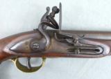 12-32 Belgian Naval Cavalry Flintlock Pistol - 3 of 13