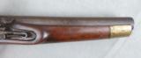 12-32 Belgian Naval Cavalry Flintlock Pistol - 2 of 13
