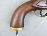 12-32 Belgian Naval Cavalry Flintlock Pistol - 4 of 13